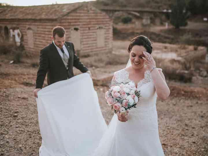 La boda de Lola y Alfonso