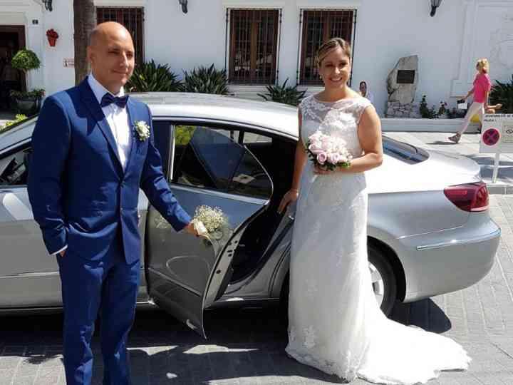 La boda de Mariela y Raimundo