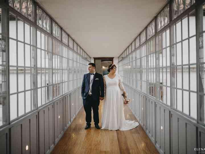 La boda de Paula y Marco