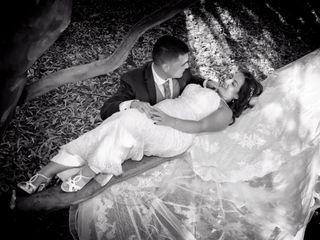 La boda de Johana y Victor