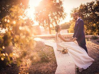 La boda de Melanie y Gonzalo