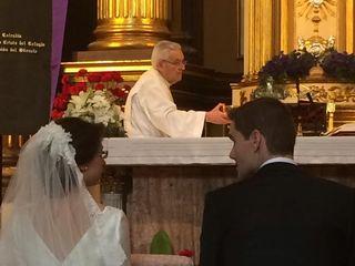 La boda de Álvaro  y Lourdes 3