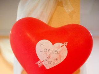 La boda de Carmen Elena y Yonut 3