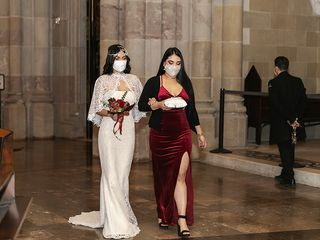 La boda de Carla  y Wallys 3