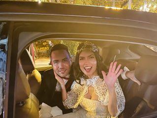 La boda de Carla  y Wallys