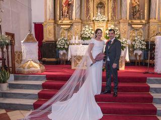 La boda de María Del Pilar  y José Agustín 2