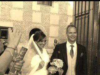 La boda de Sara y Bob 1