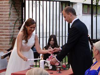 La boda de Sara y Bob