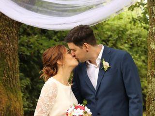 La boda de Rubén y Valeria