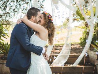 La boda de Lorena y Albert