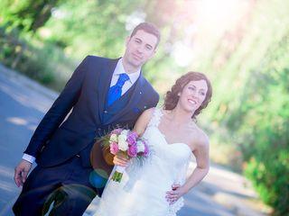 La boda de María y Roberto