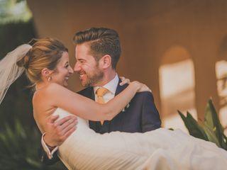 La boda de Vicky y Nick
