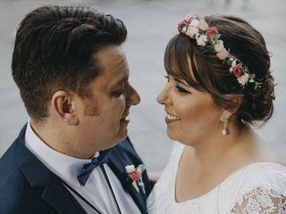 La boda de Paula y Marco 1