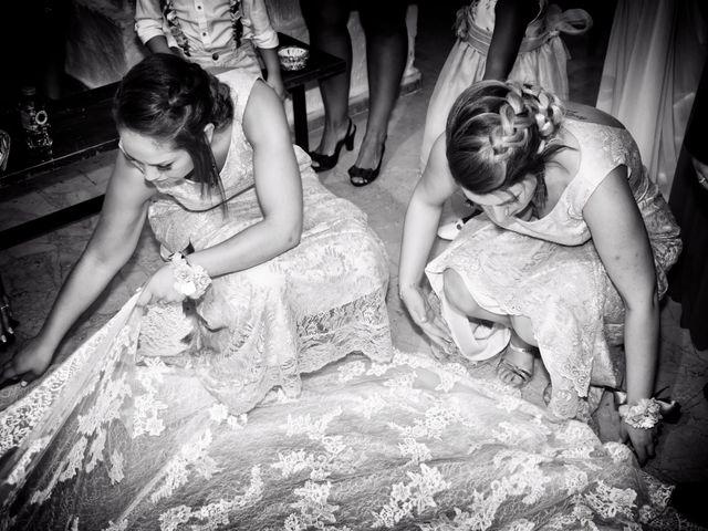 La boda de Victor y Johana en Almería, Almería 15