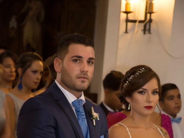 La boda de Victor y Johana en Almería, Almería 16