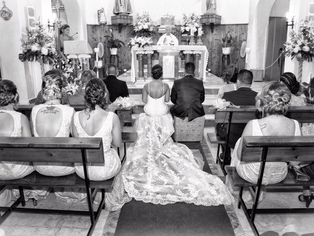 La boda de Victor y Johana en Almería, Almería 17