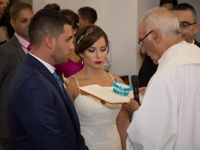 La boda de Victor y Johana en Almería, Almería 18