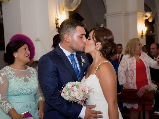 La boda de Victor y Johana en Almería, Almería 19
