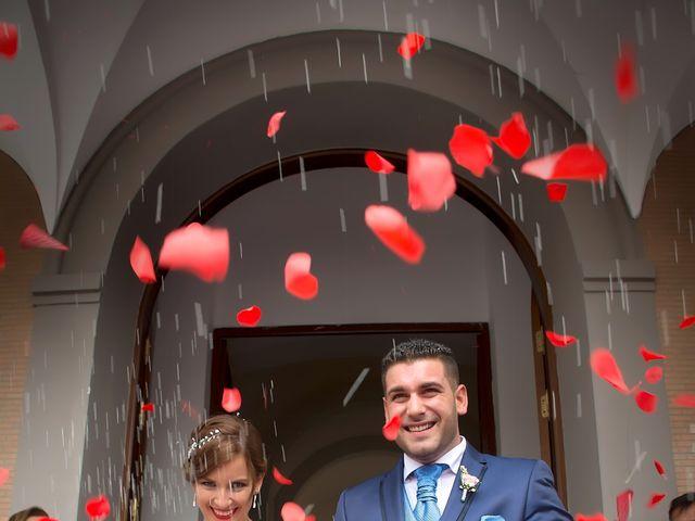La boda de Victor y Johana en Almería, Almería 20