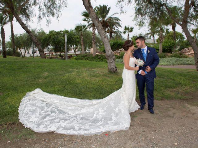 La boda de Victor y Johana en Almería, Almería 21
