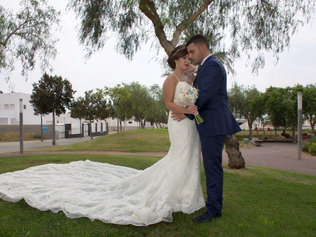 La boda de Victor y Johana en Almería, Almería 23