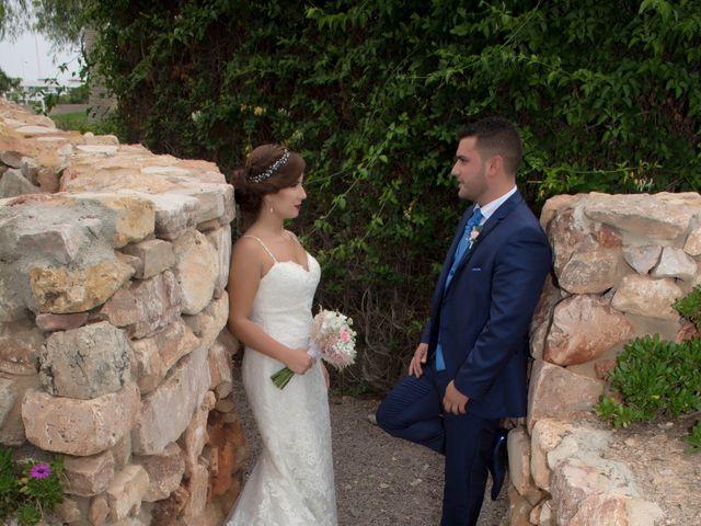 La boda de Victor y Johana en Almería, Almería 25