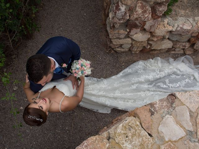 La boda de Victor y Johana en Almería, Almería 26