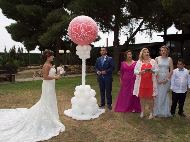La boda de Victor y Johana en Almería, Almería 31