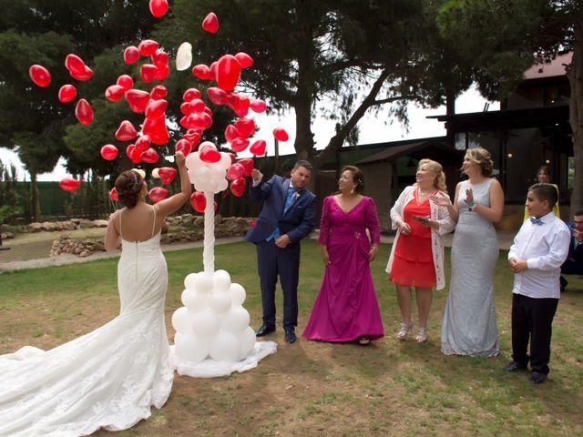 La boda de Victor y Johana en Almería, Almería 32