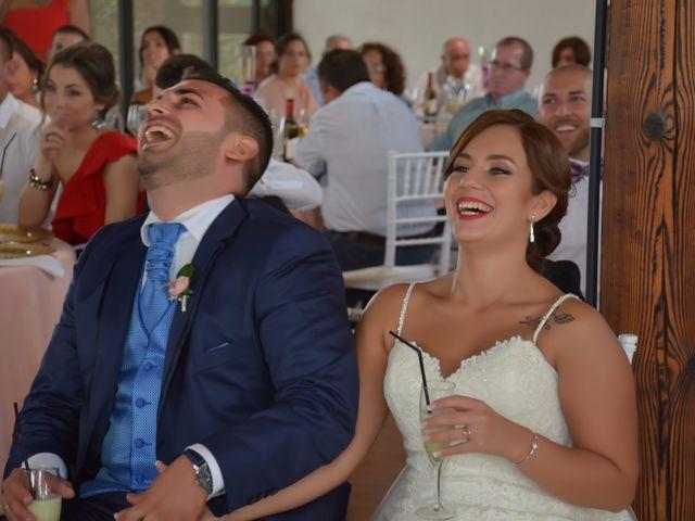 La boda de Victor y Johana en Almería, Almería 35