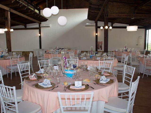 La boda de Victor y Johana en Almería, Almería 36