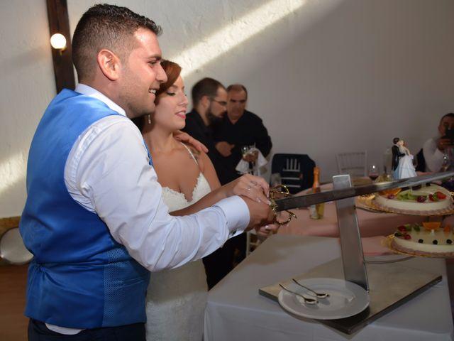La boda de Victor y Johana en Almería, Almería 37