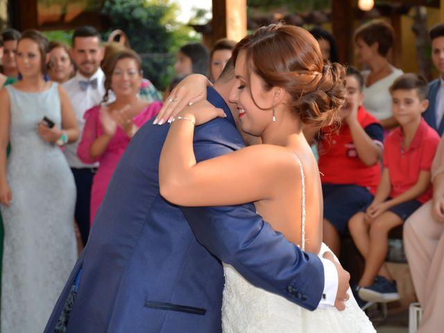La boda de Victor y Johana en Almería, Almería 40