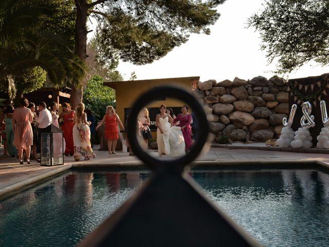 La boda de Victor y Johana en Almería, Almería 41