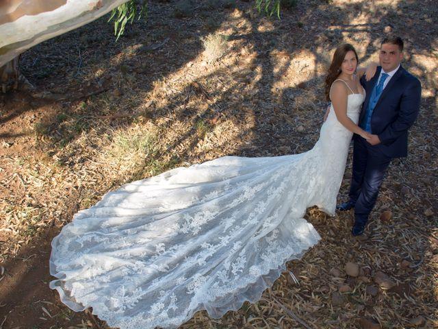 La boda de Victor y Johana en Almería, Almería 42