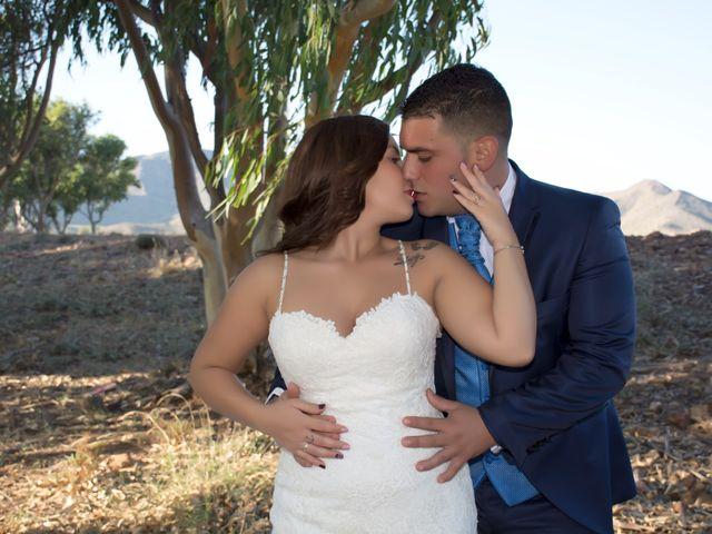 La boda de Victor y Johana en Almería, Almería 43