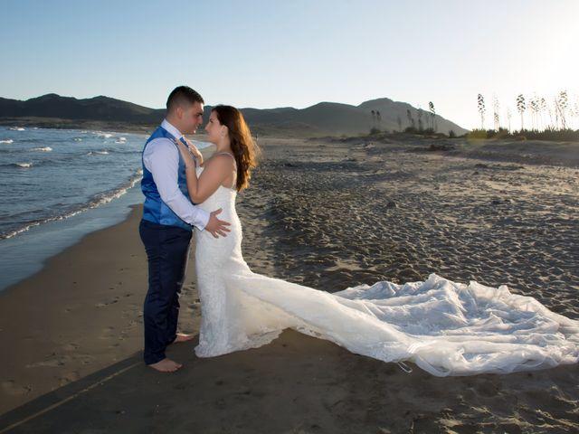 La boda de Victor y Johana en Almería, Almería 46