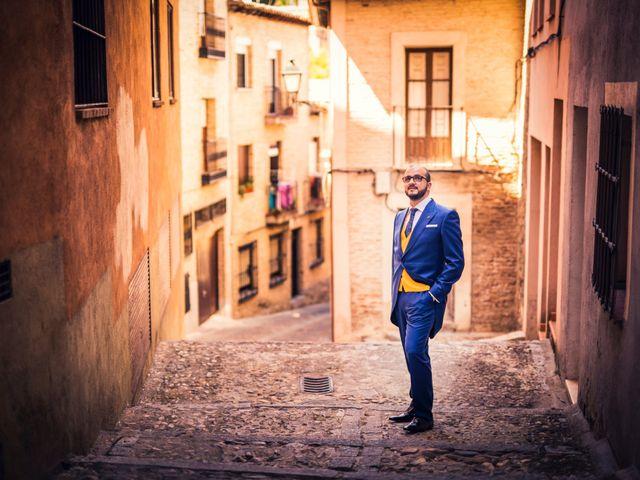 La boda de Gonzalo y Melanie en Toledo, Toledo 8