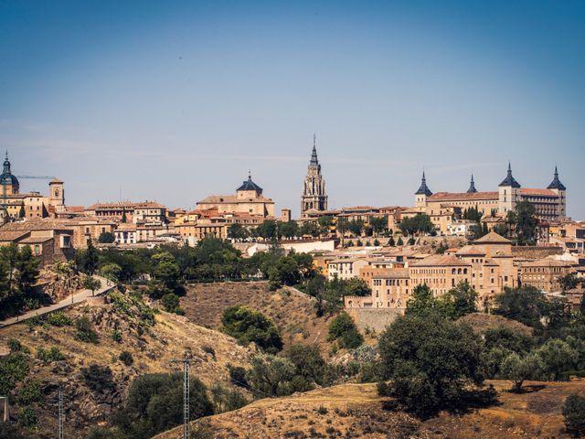 La boda de Gonzalo y Melanie en Toledo, Toledo 13