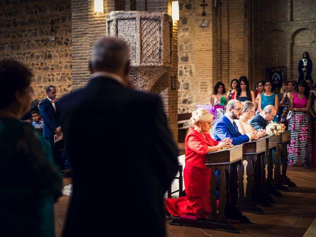 La boda de Gonzalo y Melanie en Toledo, Toledo 32