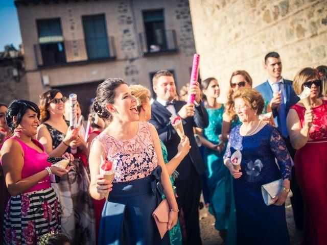 La boda de Gonzalo y Melanie en Toledo, Toledo 34