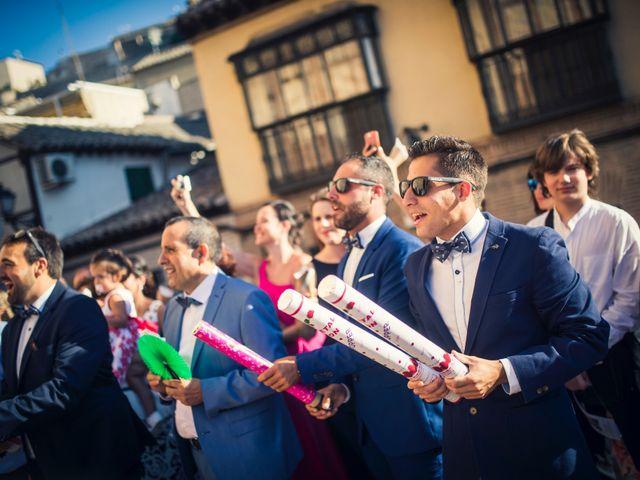 La boda de Gonzalo y Melanie en Toledo, Toledo 35