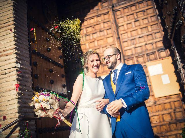 La boda de Gonzalo y Melanie en Toledo, Toledo 36