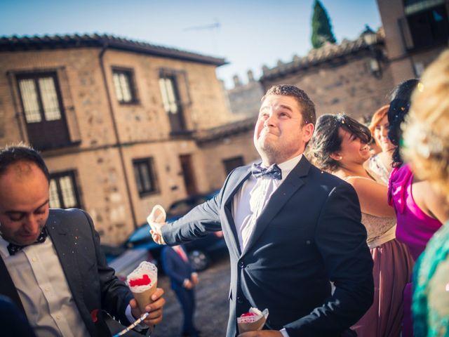 La boda de Gonzalo y Melanie en Toledo, Toledo 37
