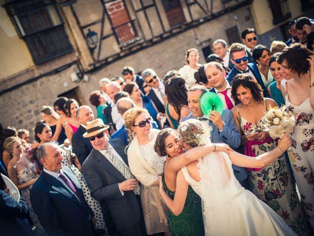 La boda de Gonzalo y Melanie en Toledo, Toledo 38
