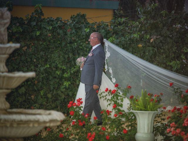 La boda de Pedro y Sara en Velez Malaga, Málaga 7