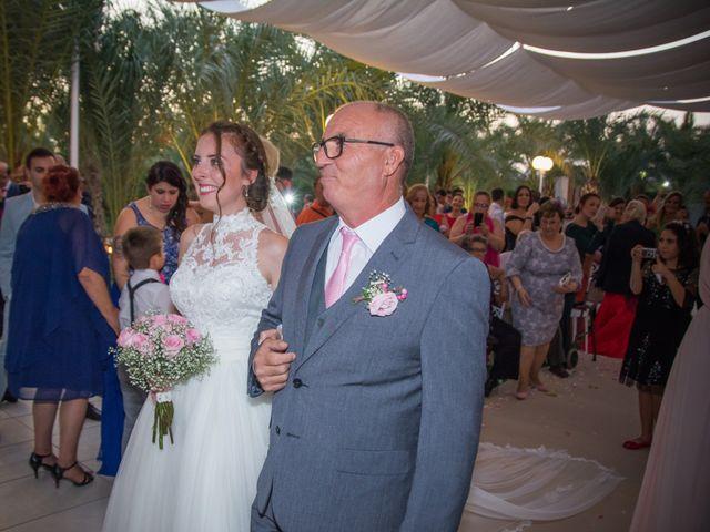 La boda de Pedro y Sara en Velez Malaga, Málaga 8