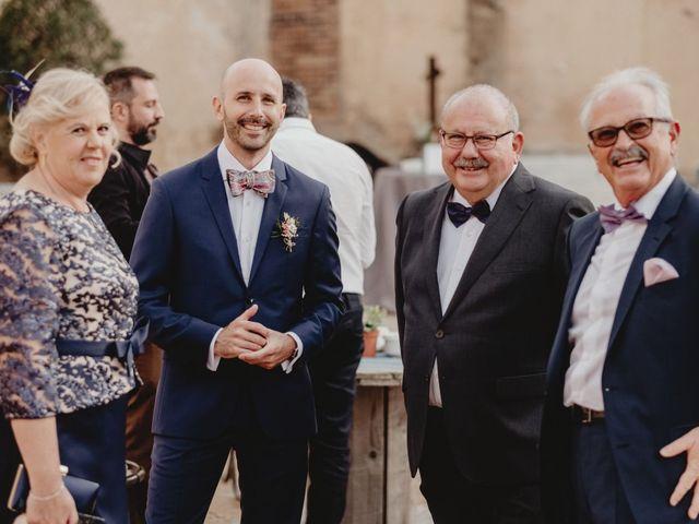 La boda de Javier y Maite en Otero De Herreros, Segovia 34