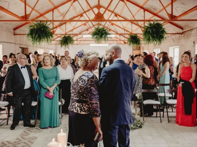 La boda de Javier y Maite en Otero De Herreros, Segovia 44