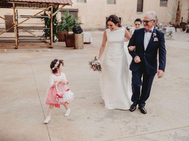 La boda de Javier y Maite en Otero De Herreros, Segovia 45